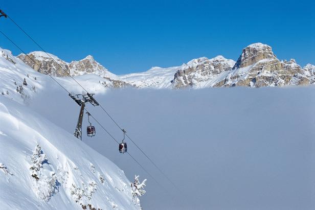 Alta Badia, Dolomiti Superski