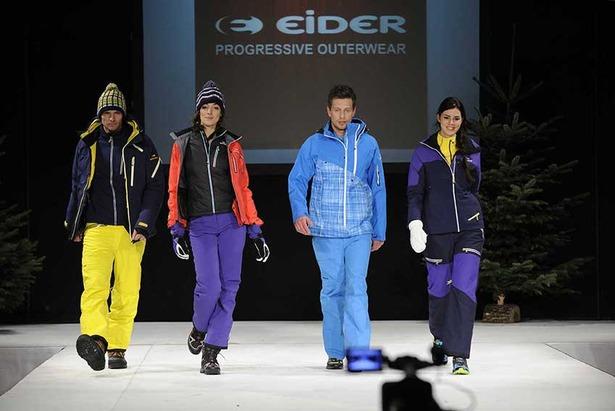 Tendances wear 2013 /  Collection Eider (photo Pascal Lebeau)