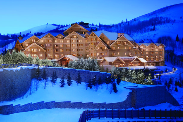 Top Lodging: Montage Deer Valley, Park City- ©Deer Valley Montage