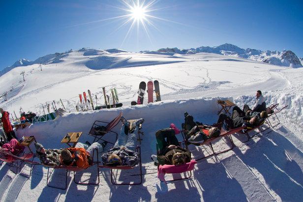 Osem zaručených tipov, kam v apríli na lyže ©nuts.fr