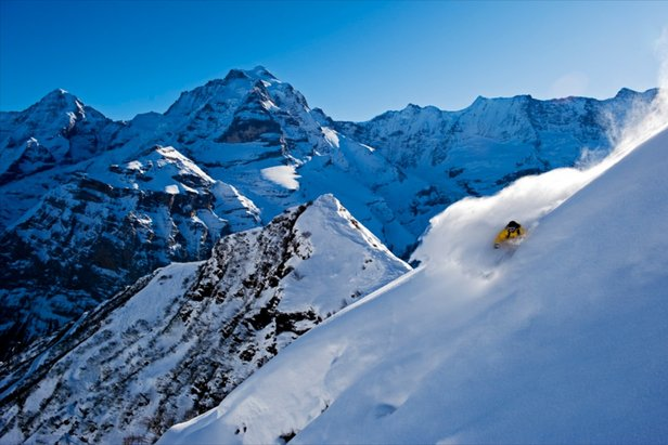 Skiën per land