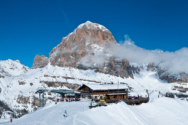 Top 10 Most Picturesque Ski Resorts in the World- ©Cortina d'Ampezzo
