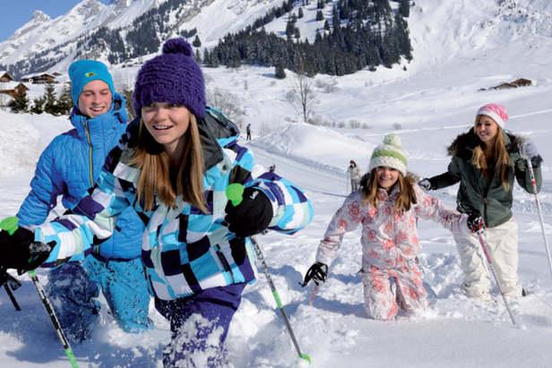 Destination of the week: Lake Annecy ski resorts ©Lake Annecy Ski Resorts