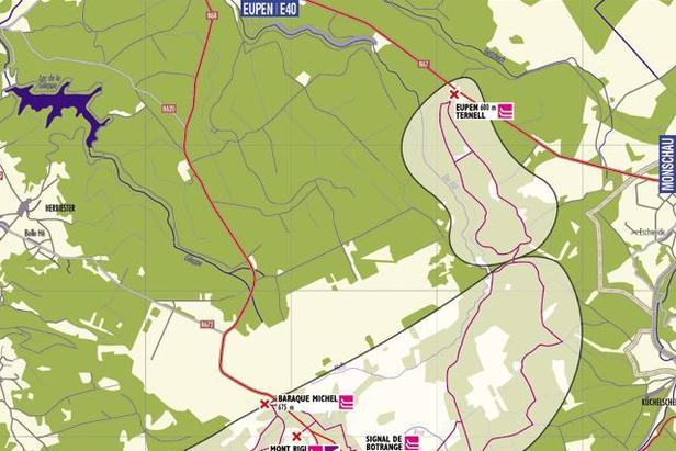 Langlaufen in de Belgische Ardennen  ©www.eastbelgium.com