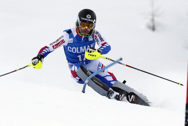 Alexis Pinturault, Val d'Isère 2012