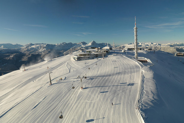Dalla A alla Z: le migliori piste per imparare a sciare- ©Georg Tappeiner