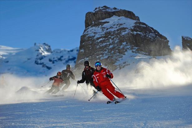 Three days of skiing in Engelberg- ©www.engelberg.ch