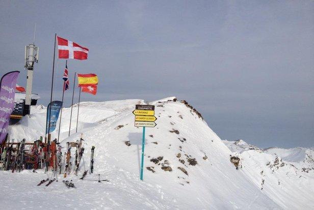 Narty bez granic – najlepsze ośrodki położone po dwóch stronach granicy ©Alexandre Rebaut