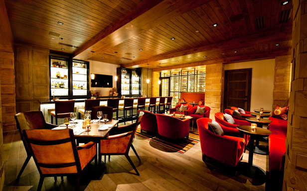 It's tough to find a table in Park City during Sundance. The Farm is one place you might be able to get a reservation.