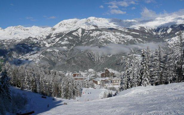 Praloup ski area