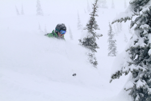 Island Lake Catskiing Part 2: Sleep-Away Camp for Powder-Hungry Skiers & Riders- ©M. Kuhn Photo