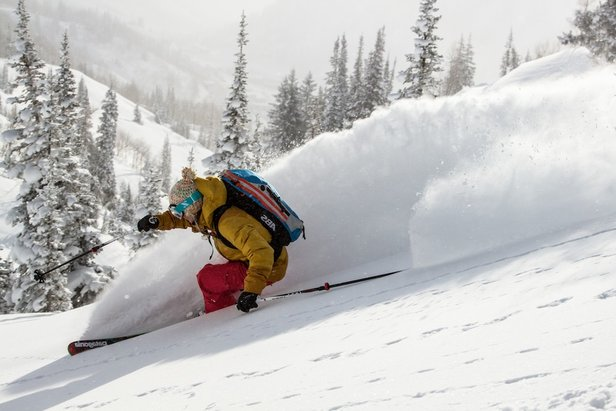 Where's the Snow this Weekend: Rockies Report 3/12/2014- ©Liam Doran