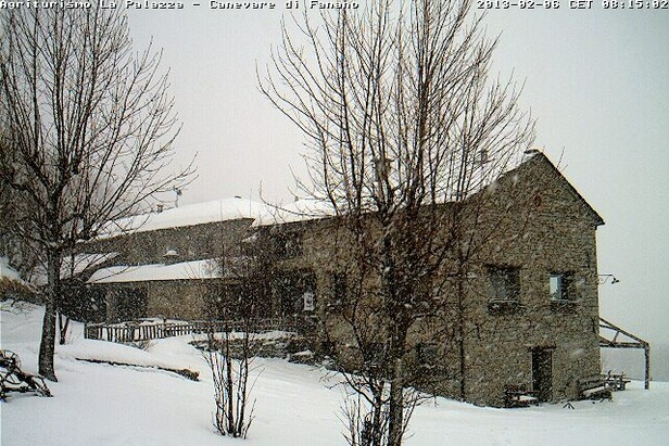Abetone - Webcam 6 Febbraio 2013