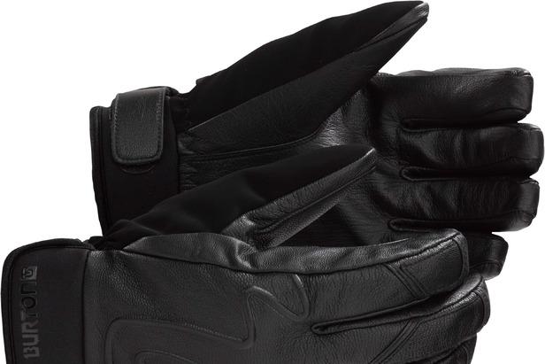 Top Wireless Ski Gear: Burton Mix Master Gloves