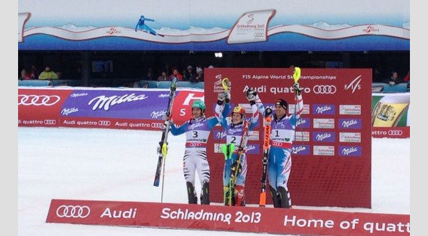 Mondiali di Schladming: Hirscher riscatta l'Austria