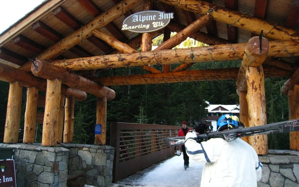 Crystal Mountain - ©Becky Lomax