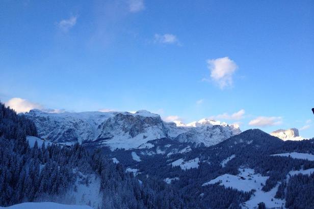 Estado de las estaciones de esquí: Alpes, España y Andorra- ©Alta Badia