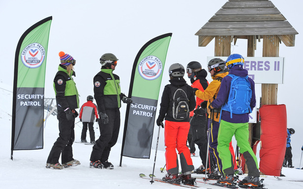 Les bons réflexes à adopter pour les sports d'hiver- ©F.Garet