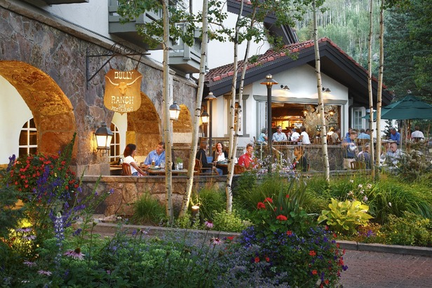 Three Ways to Dine: Vail- ©Sonnenalp