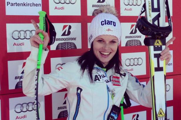 Coppa del Mondo: aria di Francia in Libera, Fenninger vince per la prima volta a Garmisch