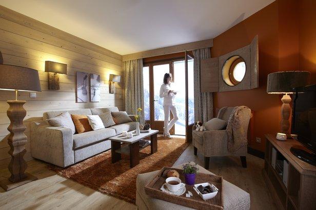 L'Amara Apartments in Avoriaz  - © Avoriaz Tourism