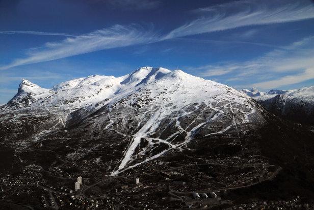 Snørapport for Nord- og Midt-Norge