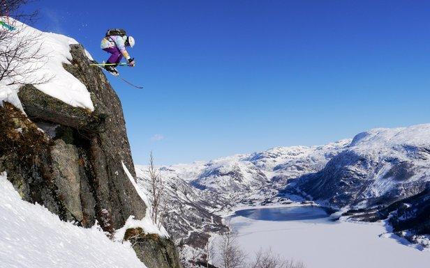 Skiurlaub in Norwegen: Abenteuer für Powderfans  ©Pelle Gangeskar / Røldal Skisenter