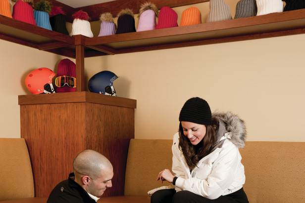 Luxury Ski Lodge: Four Seasons Resort & Residences Vail ©Don Riddle