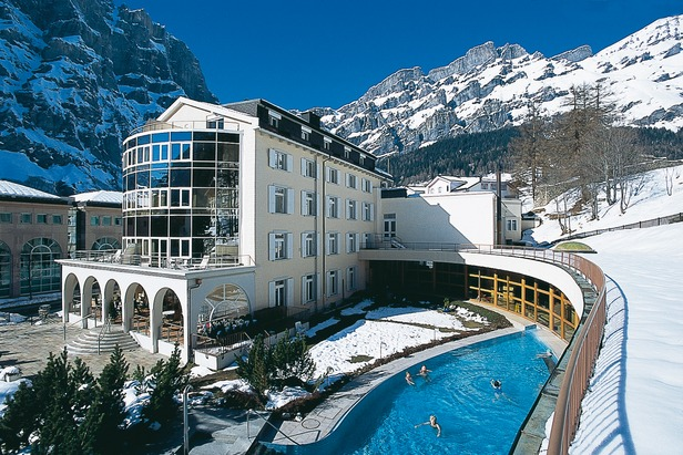 Walliser Alpentherme & Spa Leukerbad""