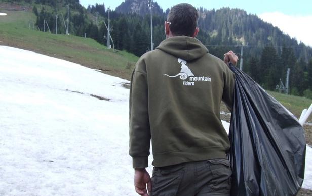 Après le ski, vient le temps du grand nettoyage de printemps...