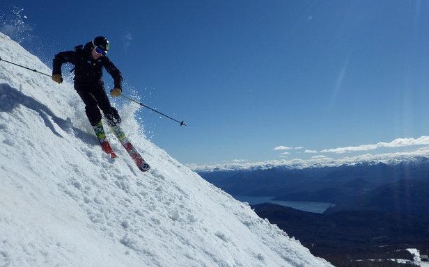En montagne, neige et redoux ne font pas bon ménage mais il est possible de se faire plaisir en skis en respectant quelques règles simples...