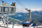Le ski, le bon plan anticanicule - © Tristan Shu