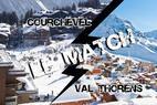 Les 3 Vallées : Courchevel vs Val Thorens