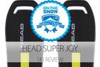 2015 Women's Frontside Editors' Choice Ski: Head Super JOY - ©Head