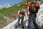 OeAV warnt vor Schneefeldern: Heimtückische Gefahrenquelle im Gebirge - ©Archiv OeAV