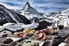 Luxus na horách: Najexkluzívnejšie horské chaty v Alpách - © Chez Vrony