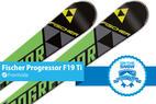 Fischer Progressor F19 Ti: Editors' Choice, Men's Frontside