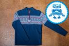 2016 Men's Lifestyle Editors' Choice: Obermeyer Hemsedal Sweater - © Liam Doran