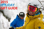 2015 Holiday Gift Guide: What to Get a Skier - © Liam Doran
