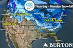 Snow Before You Go: Presidents Weekend Skiing - © Meteorologist Chris Tomer