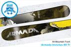Armada Invictus 89 Ti: 16/17 Editors' Choice Men's All-Mountain Front Ski - © Armada