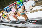 Jasna Bikini Skiing 2016 - © TMR, a.s.