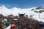 Lyžiarske žúry na začiatku sezóny: Bujaré oslavy v lyžiarskych strediskách na prahu zimy - © Ischgl
