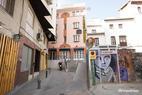Street at the Hotel Comfort Dauro 2