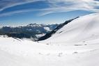 Esquiar en los Alpes en Verano
