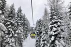 Previsioni neve per i prossimi 3 giorni - © Monte Bondone Facebook