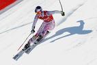 WM Super-G: Elisabeth Görgl gewinnt das erste Gold, Bronze für Riesch - ©Alain GROSCLAUDE/AGENCE ZOOM
