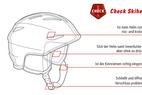 Ist mein Helm noch sicher? Die besten Tipps zum Helmcheck für Skifahrer - © www.sicher-im-schnee.de