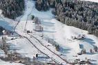 Top Schneebedingungen für die 68. Hahnenkamm-Rennen - © www.hahnenkamm.com