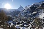 Zermatt. Esquí y Gastronomía. ©Michael Portmann